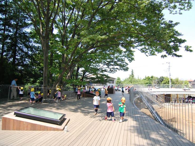 Fuji Kindergarten, Tezuka Architects